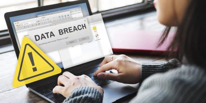 Preventing a data breach